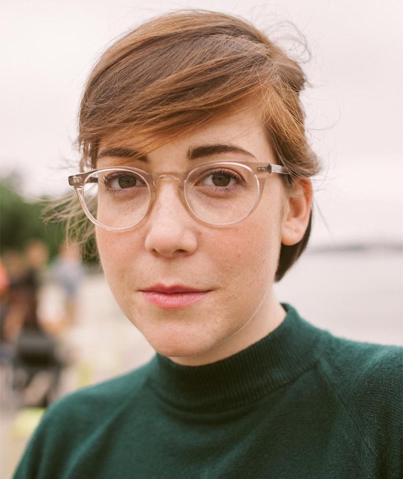 Photo of Anna Rose Holmer