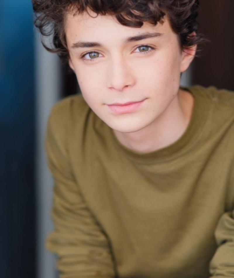 Photo of Lucas Jade Zumann