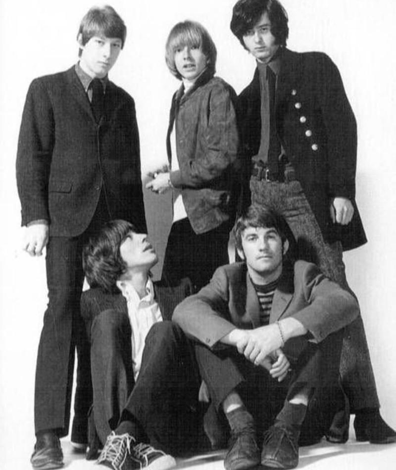 The Yardbirds fotoğrafı