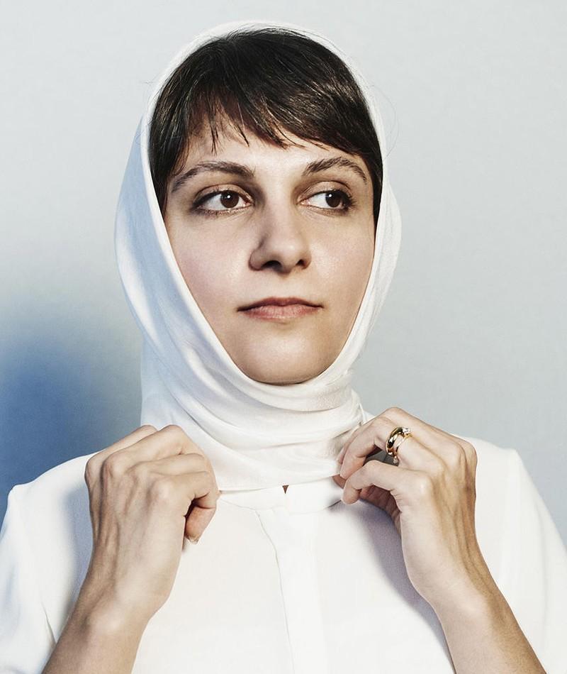 Photo of Ida Panahandeh