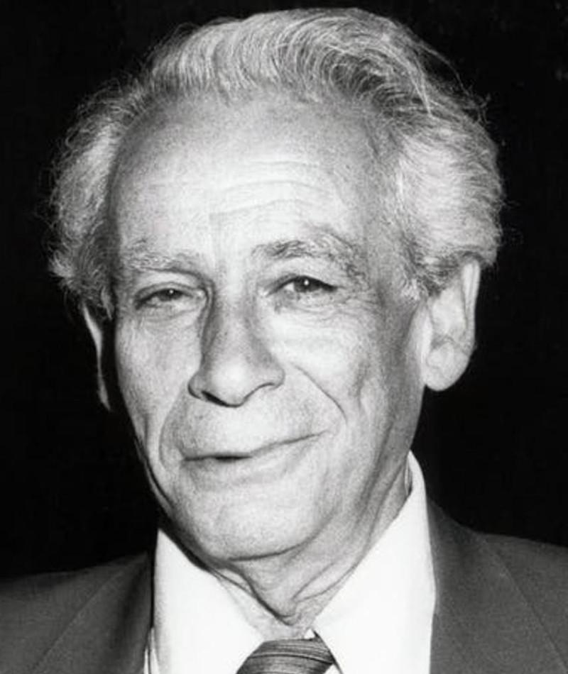 Photo of Samuel Fuller