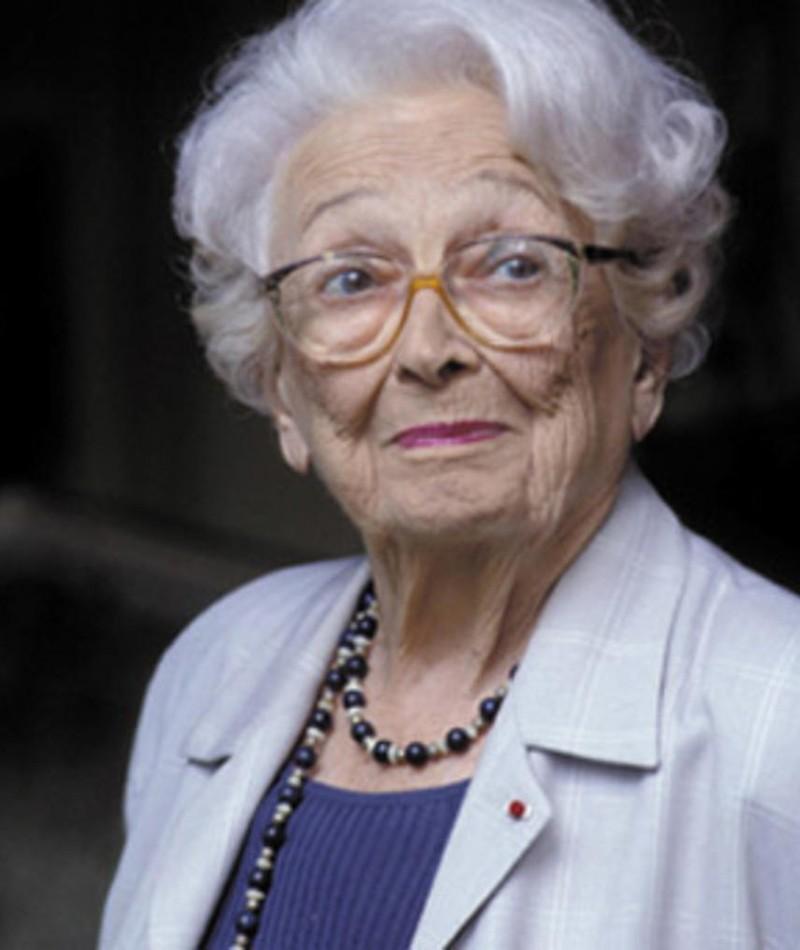 Photo of Christiane Desroches-Noblecourt
