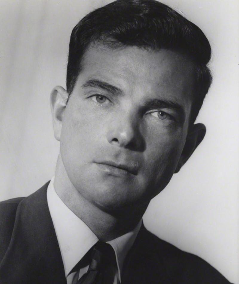 Photo of Peter Arne
