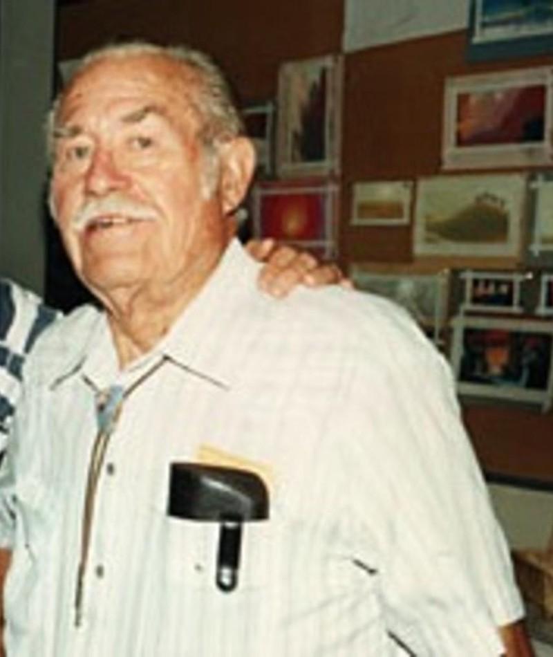 Photo of Bob Hathcock