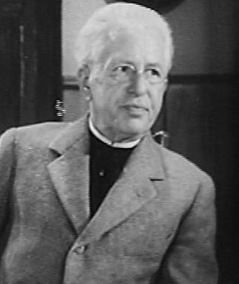 Photo of Robert F. Hill