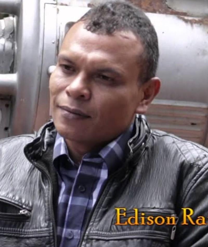 Photo of Edison Raigosa
