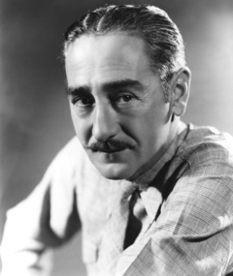 Photo of Adolphe Menjou