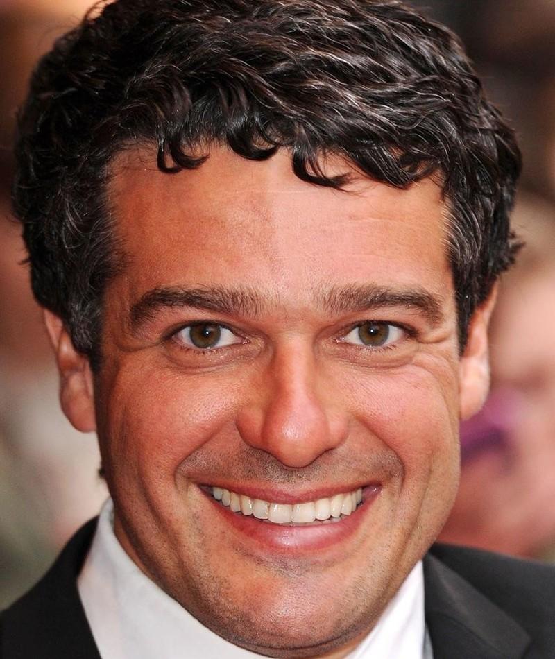 Photo of Ben Gregor