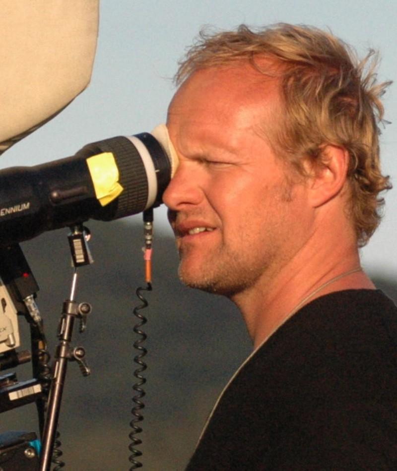 Photo of Christophe Beaucarne