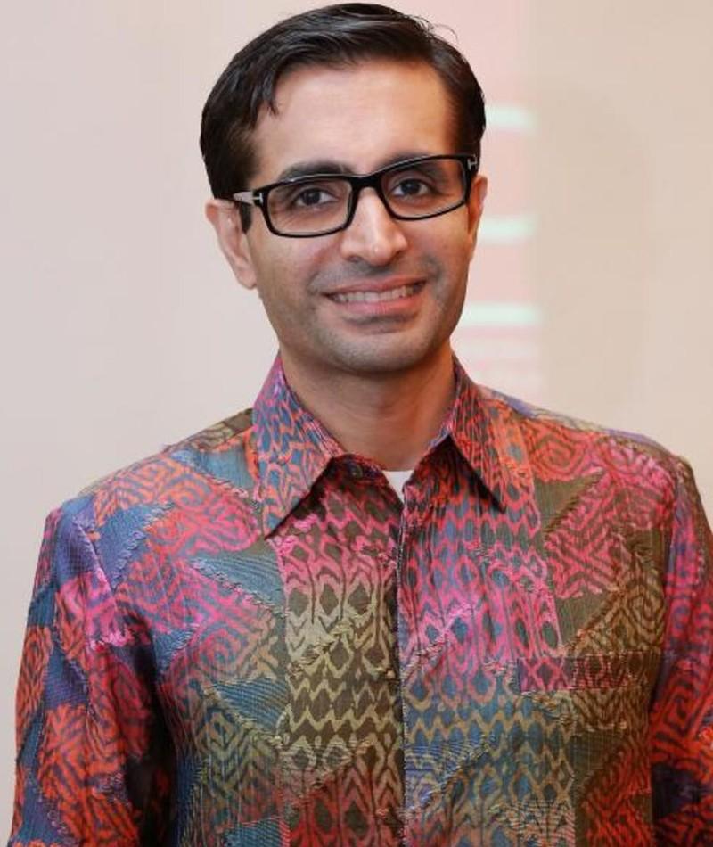 Photo of H.B. Naveen