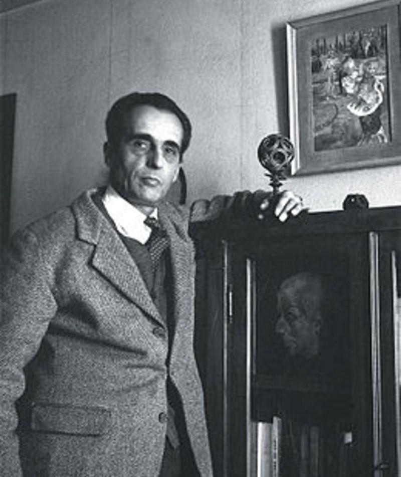 Photo of Jean-Claude Fourneau