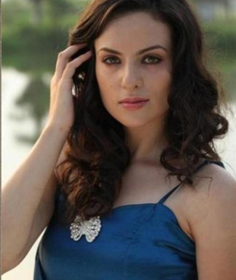 Photo of Elena Kazan