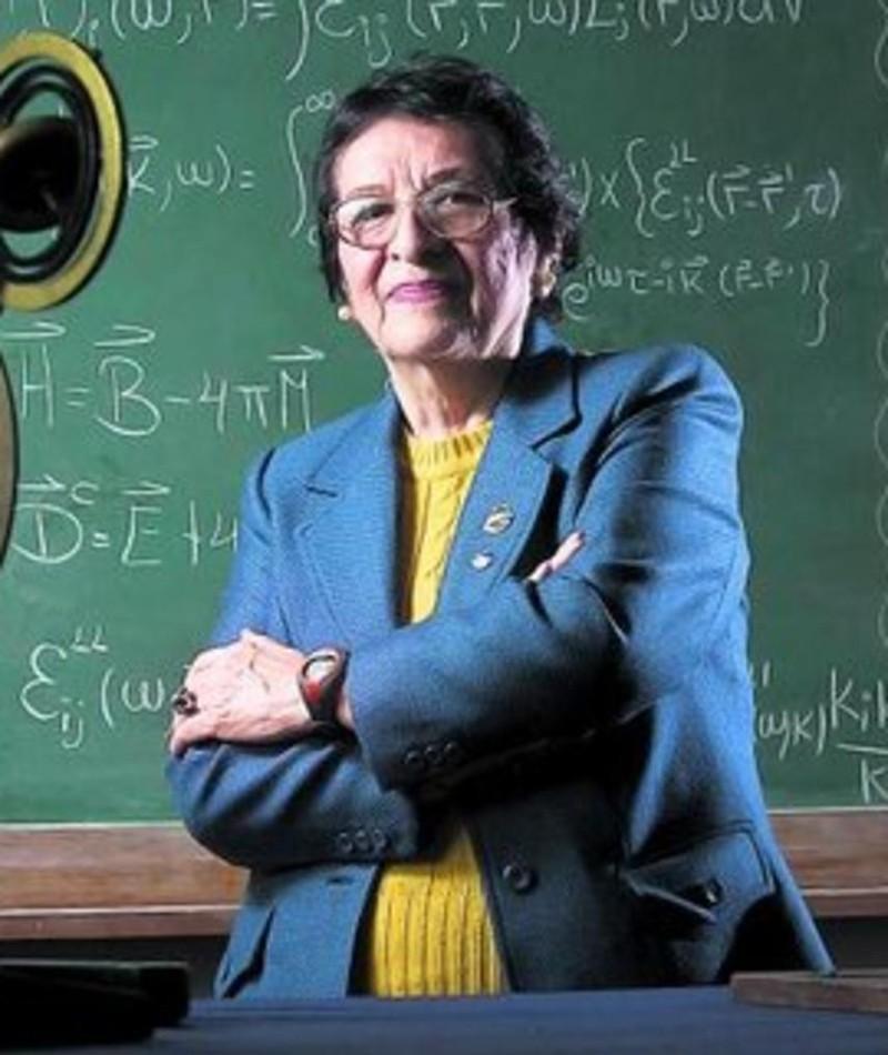 Photo of María Luisa Aguilar