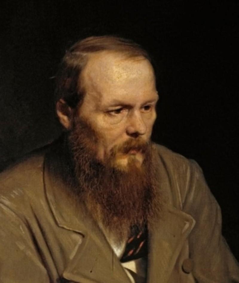 Photo of Fyodor Dostoyevsky