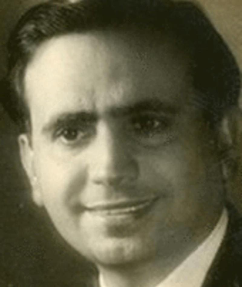 Photo of N.C. Sippy