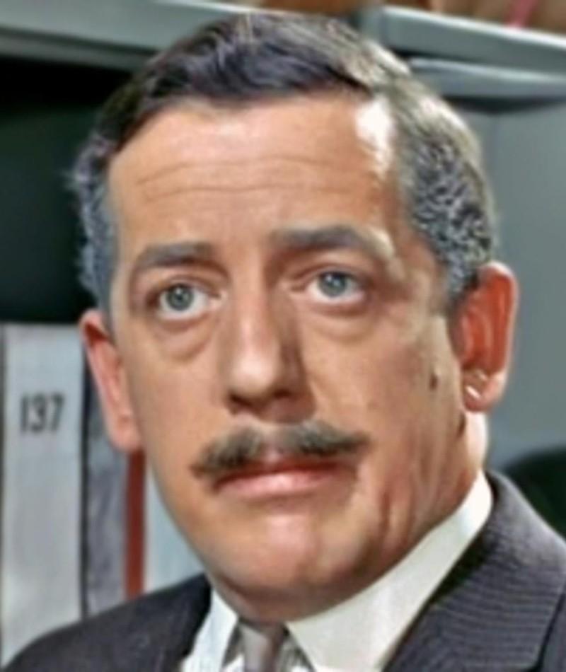 Photo of John Nettleton