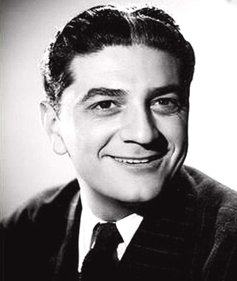 Photo of Harry M. Popkin