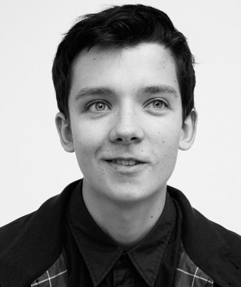 Photo of Asa Butterfield