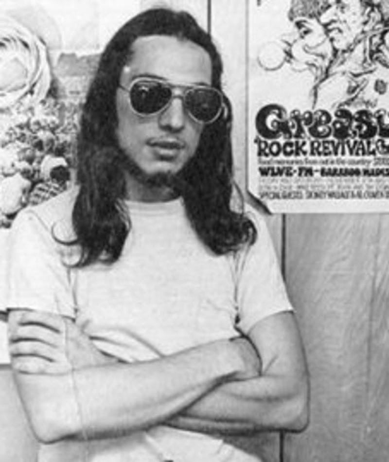 Photo of Larry 'Ratso' Sloman