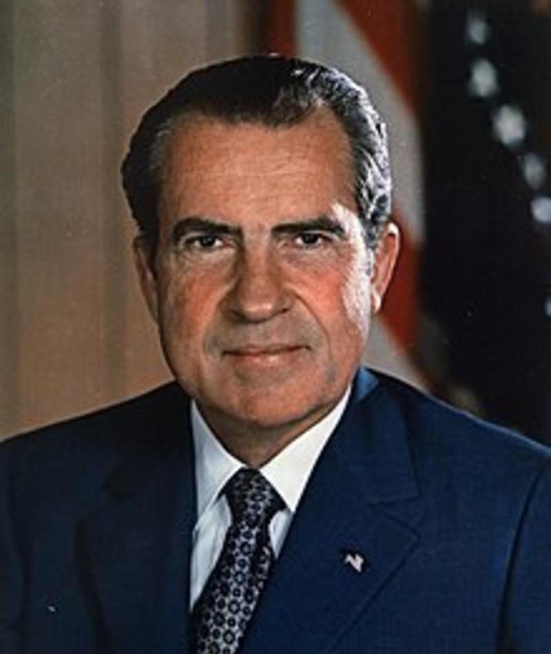 Foto von Richard Nixon