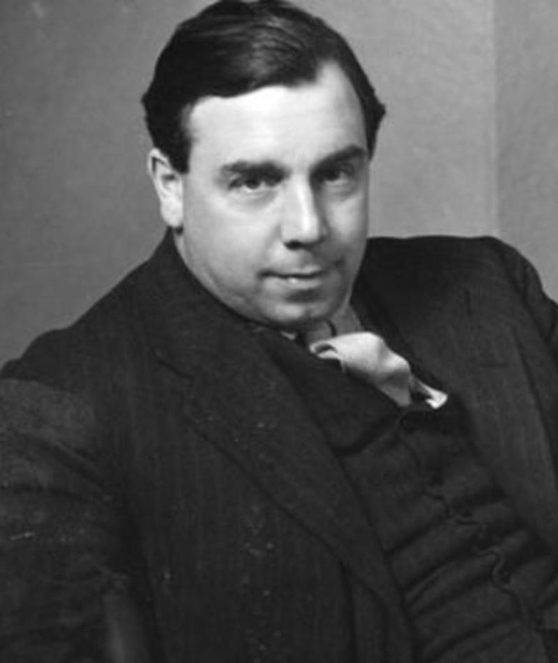 Gambar J.B. Priestley