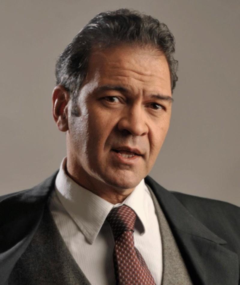 Photo of César Bordón