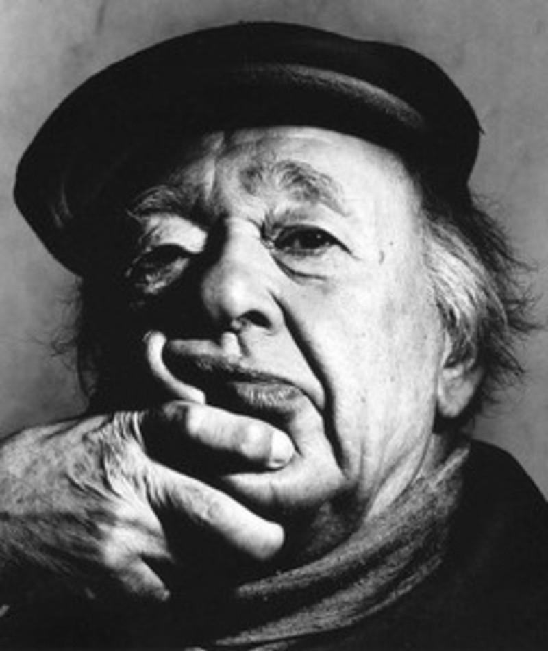 Photo of Eugène Ionesco