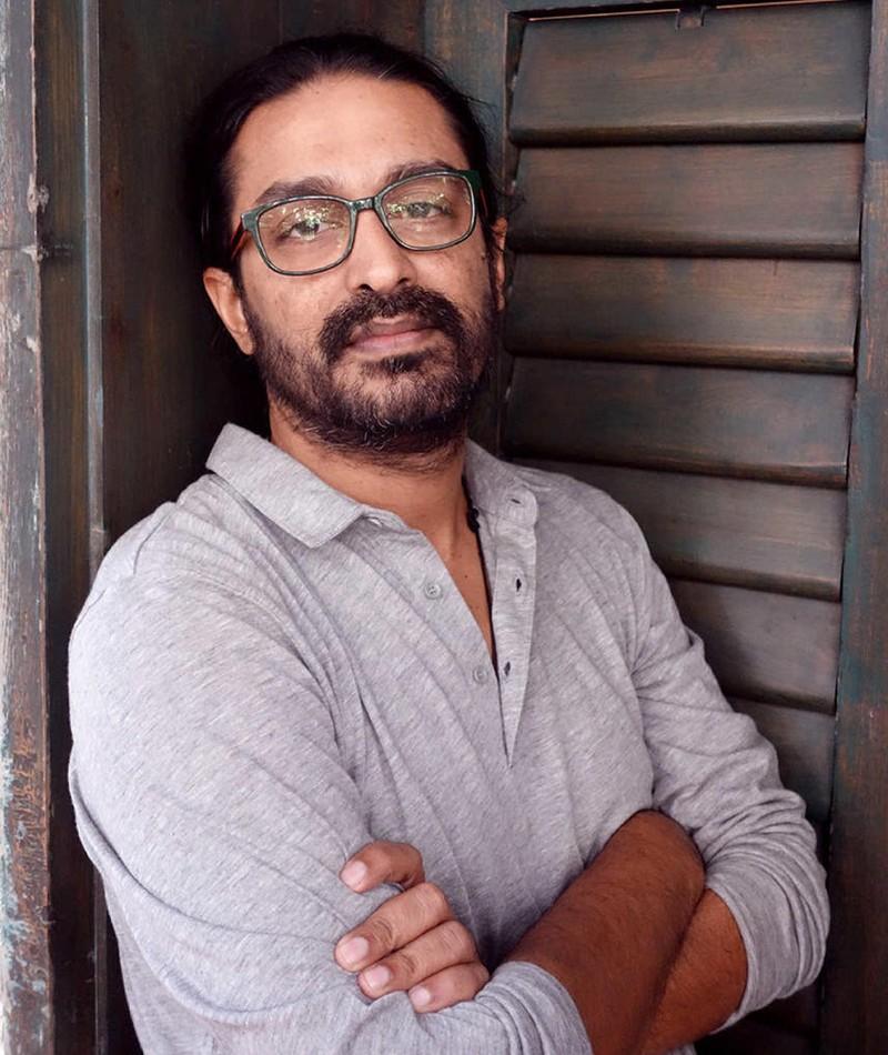 Photo of Raja Menon