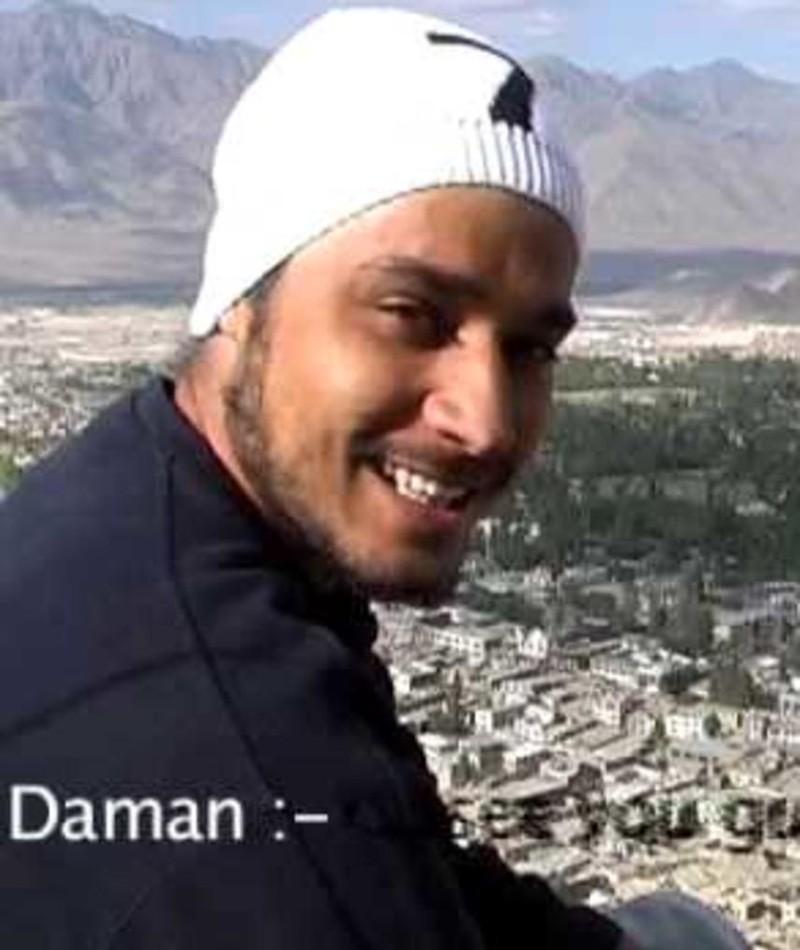 Photo of Daman Baggan