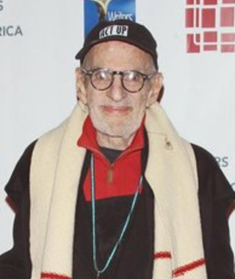 Photo of Larry Kramer