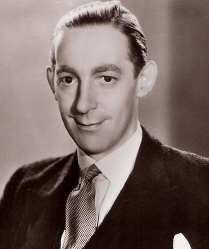 Photo of Claude Hulbert