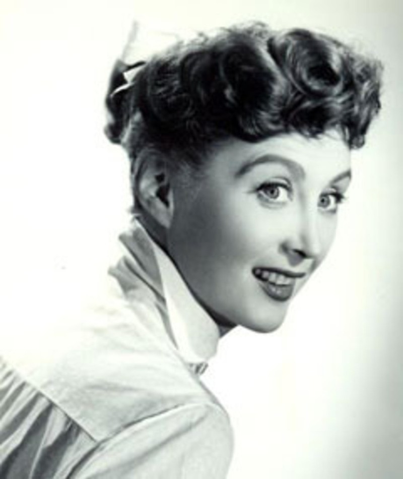 Photo of Betty Garrett