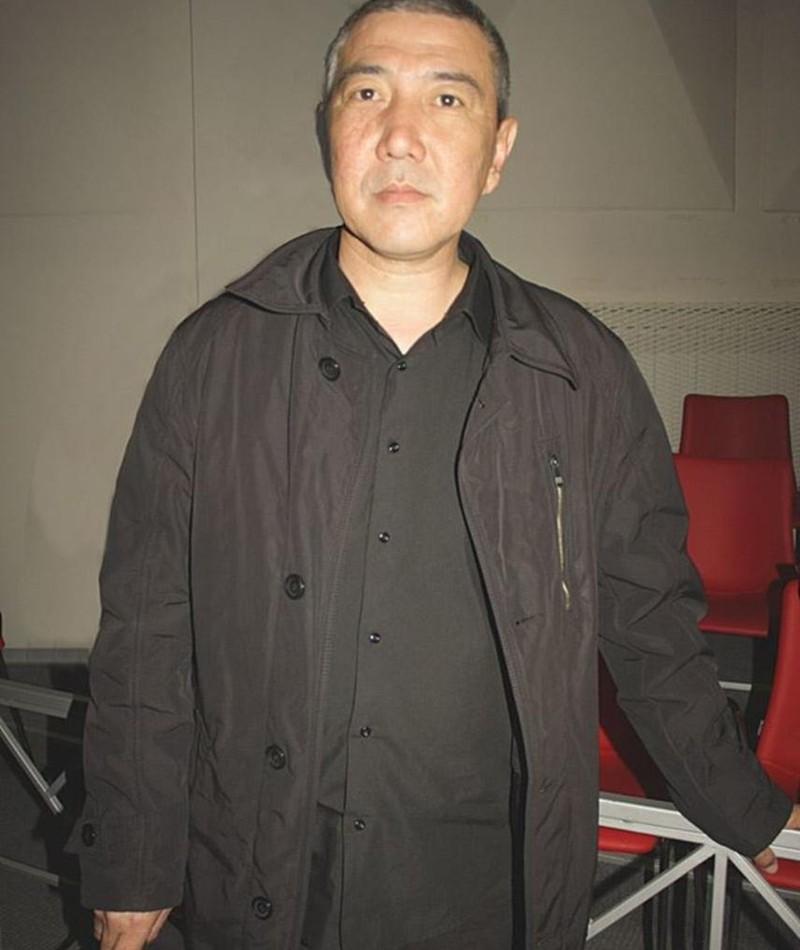 Photo of Nurbek Mukushev
