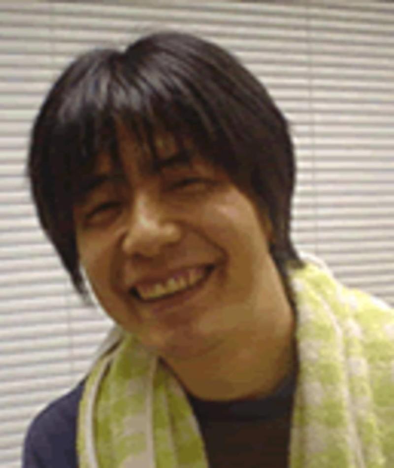 Photo of Yoshiyuki Takei
