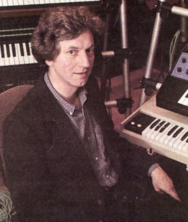Photo of Brian Gascoigne