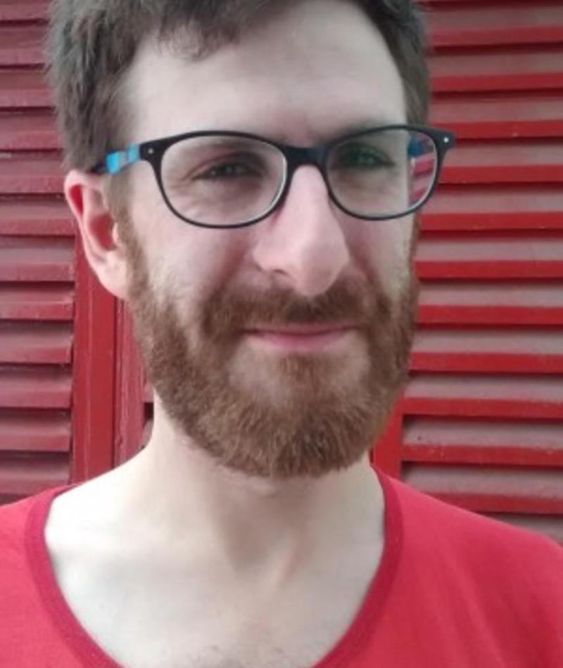 Photo of Nicolás Zukerfeld