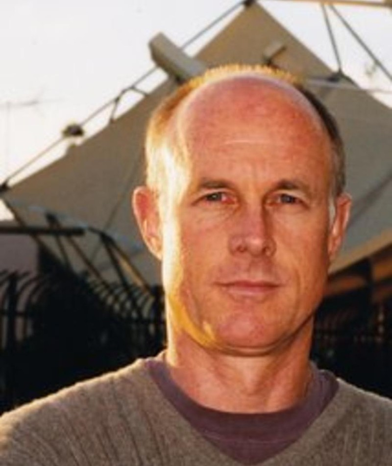 Photo of Mark Tinker