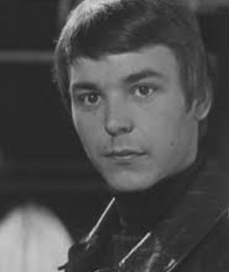 Photo of Barry Evans