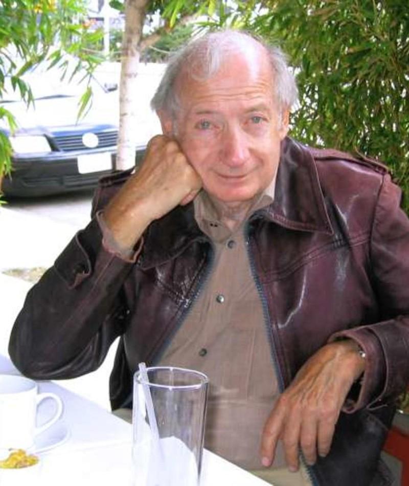 Photo of Malcolm Marmorstein