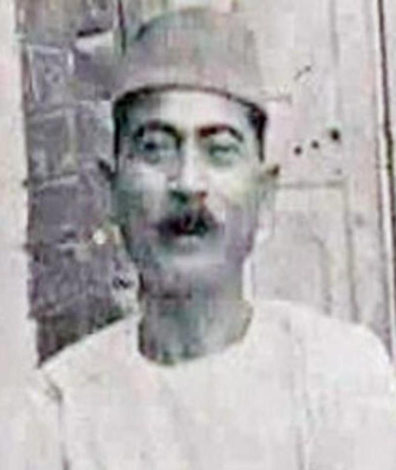 Gambar Munshi Premchand