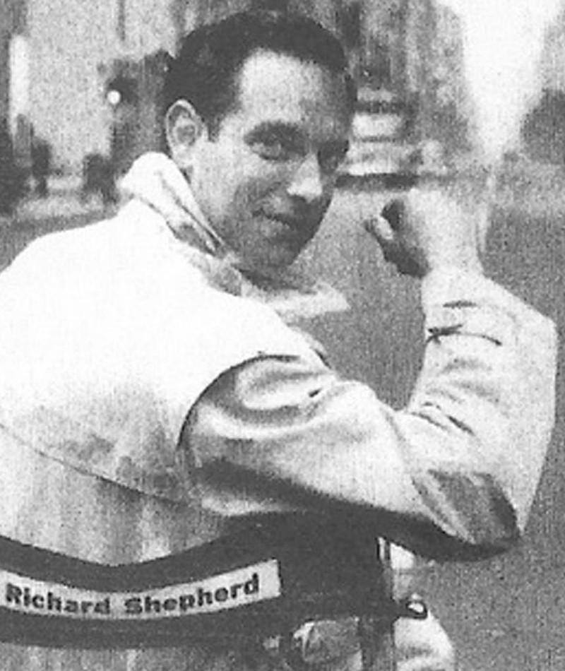 Photo of Richard Shepherd