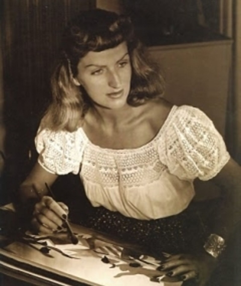 Photo of Mary Blair