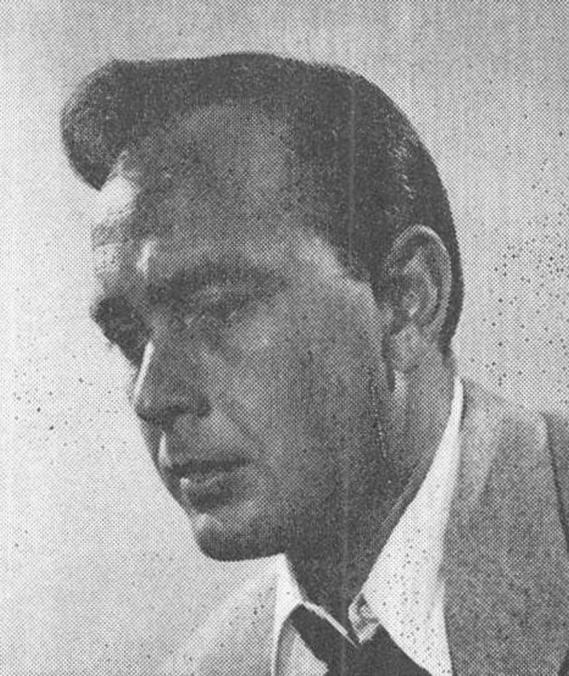 Photo of Henry Farrell