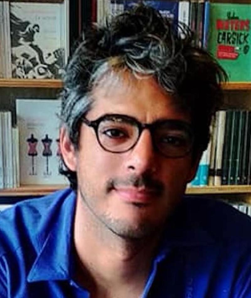 Photo of Emiliano Becerril