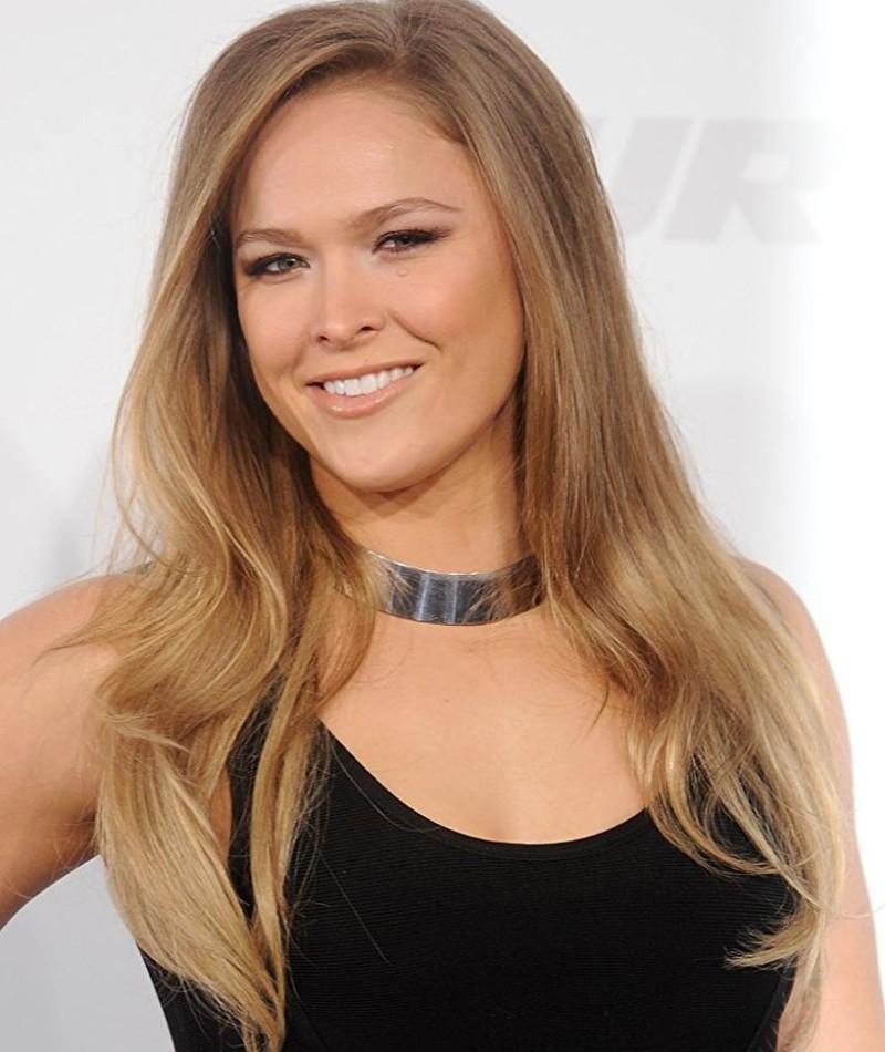 Photo of Ronda Rousey
