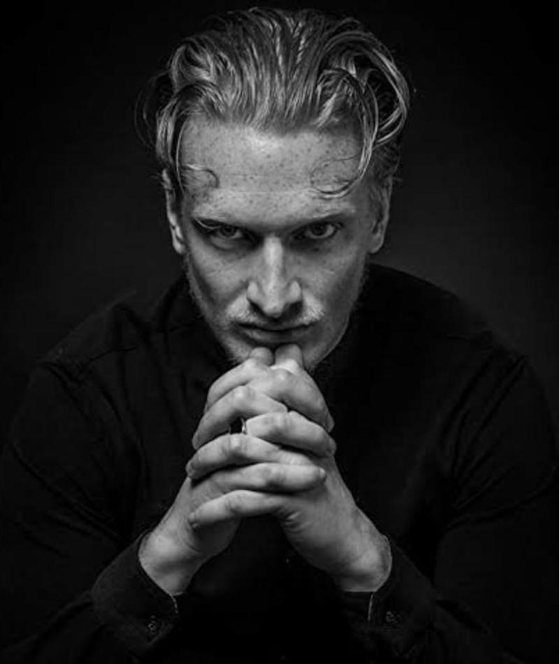 Photo of Bart Harder