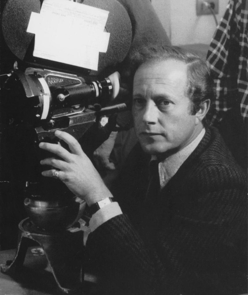 Photo of Nicolas Roeg