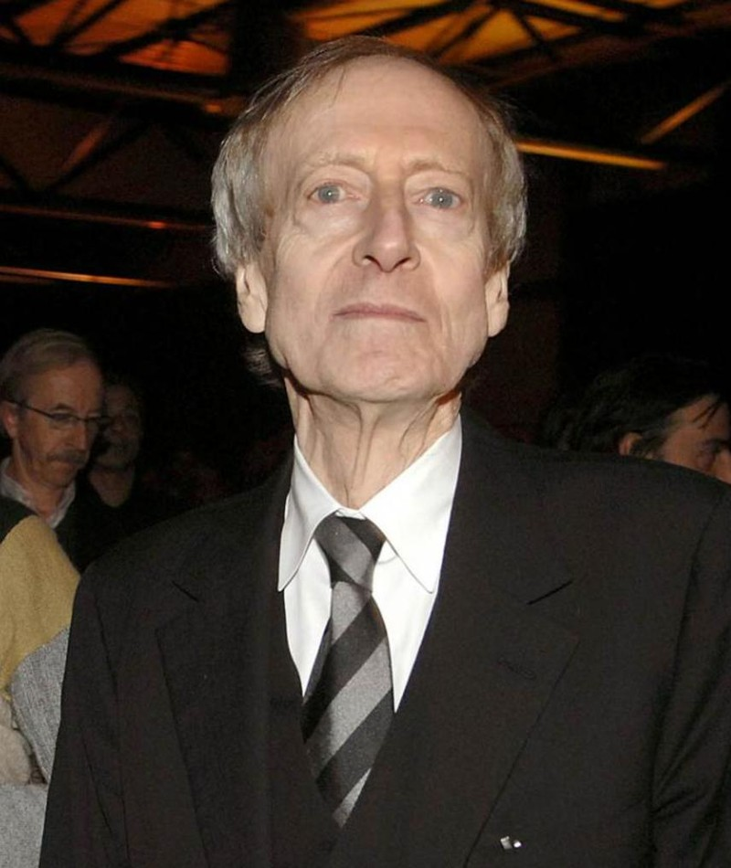 Photo of John Barry