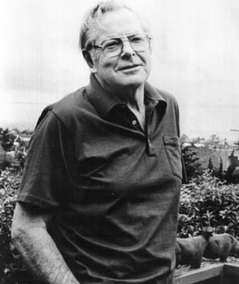 Photo of Herschel Daugherty