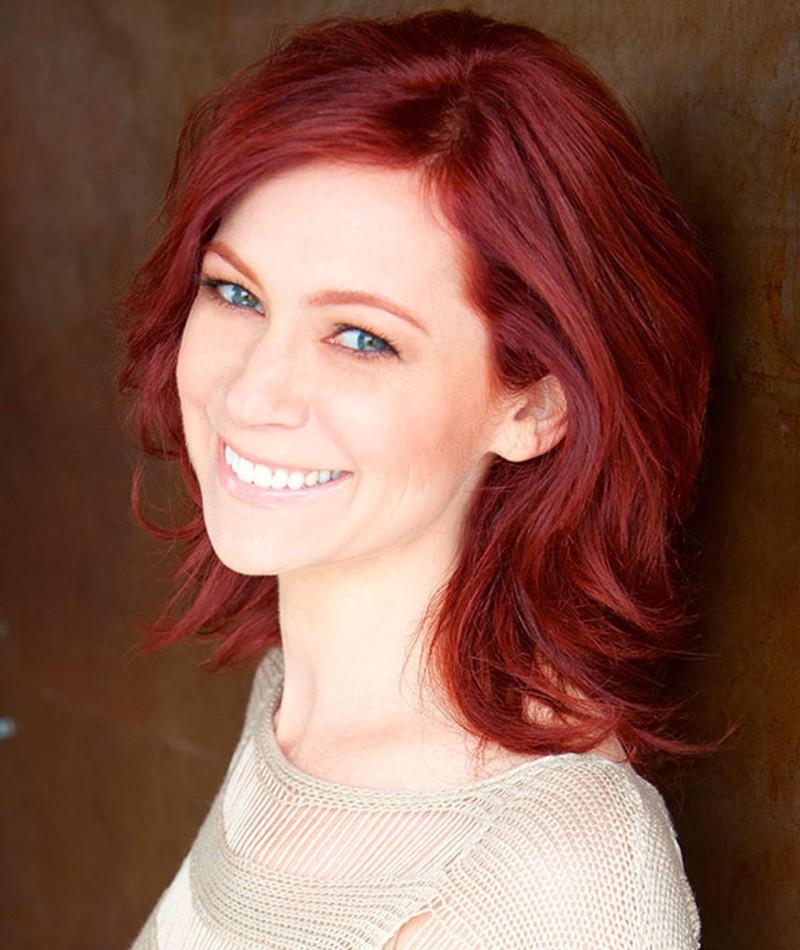 Photo of Carrie Preston